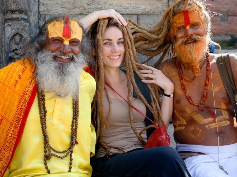 Aghori Indien