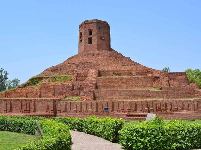 Chaukhandi-Stupa-Sarnath-IML-Travel