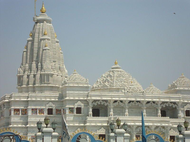 ISCKON-Temple-Vrindavan-IML-Travel