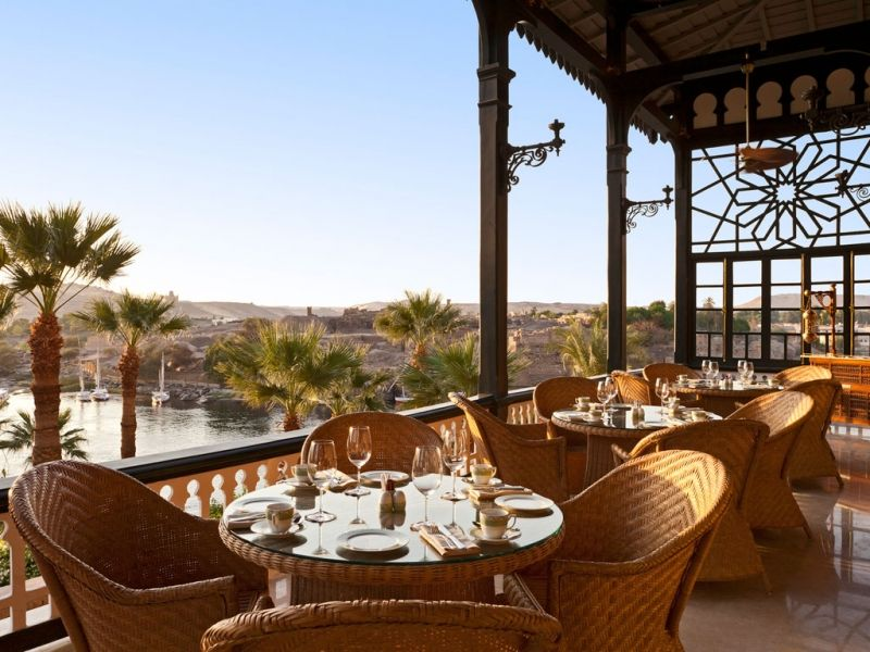 Old Cataract Hotel Aswan IML Travel