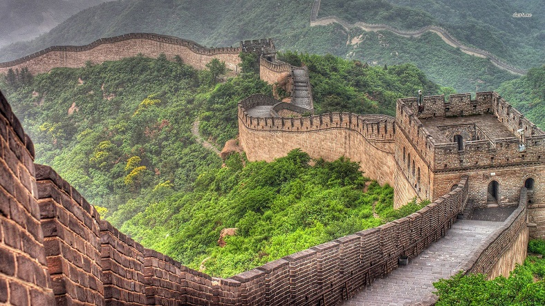 Great wall of china facts 1