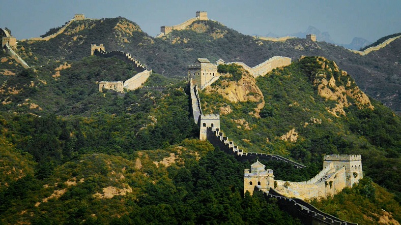 Great wall of china facts 2