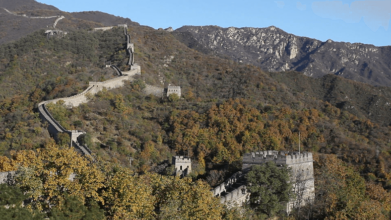 sections-of-great-wall-Gubeikou
