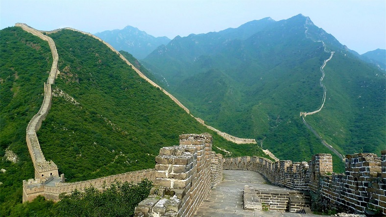 sections-of-great-wall-Huanghuacheng