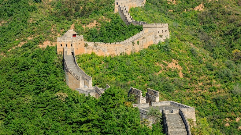 sections-of-great-wall-Huangyaguan