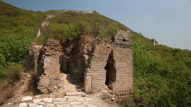 sections-of-great-wall-Jiankou