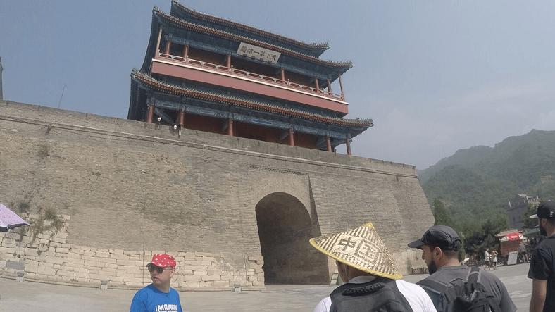 sections-of-great-wall-Juyongguan