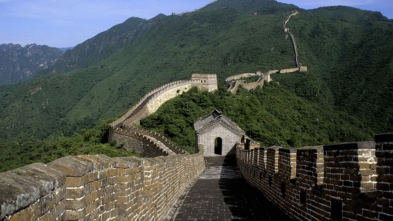 sections-of-great-wall-Mutianyu