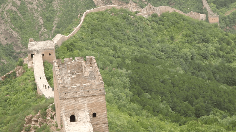 sections-of-great-wall-Simatai
