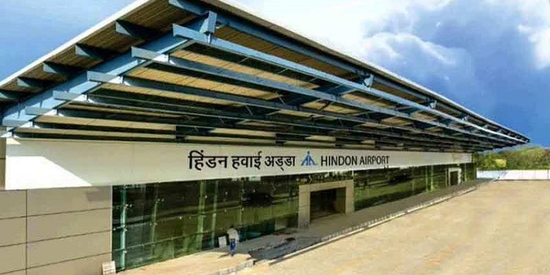 Hindon Airport in Ghaziabad Opens today
