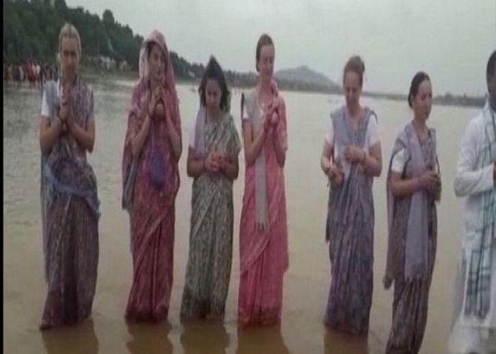 Pind Daan at Gaya IML Travel 700x500
